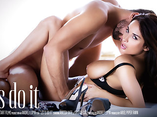 Let's Do Clean out - Anissa Kate & Kristof Cale - SexArt