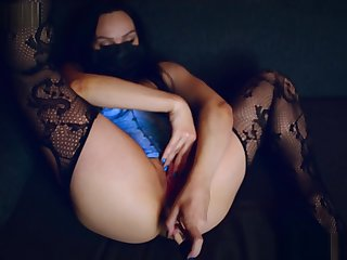 Amazing sex clip Stockings exclusive newest , it's surprising