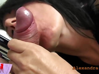 Alexandra bet: nasty squirt bitch impaled immutable