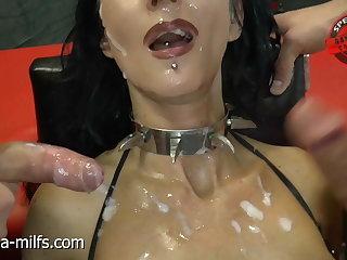 Cum Cum Orgy For Sperma Milf Sidney Dark