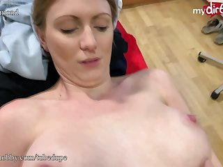 MyDirtyHobby - Doctor fucks busty blonde the actuality during check-up