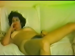 Randy brunette who loves to feel the old cock drill-hole her covetous pussy!