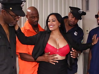My fantasy bbc gangbang cums there fruition