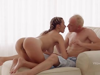WOWGIRLS, Super Wet Joanna Lets be passed on Guy Fuck Will not hear of As He Wants